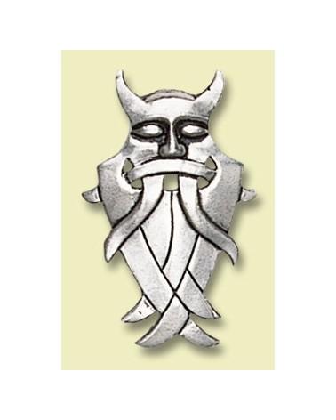 Pendentif Masque d'Odin