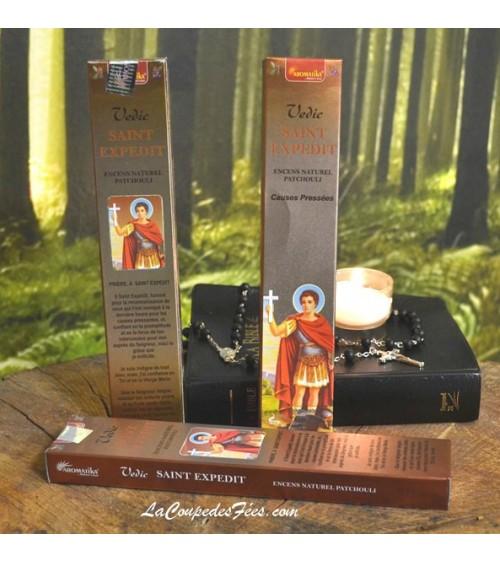 Encens Saint Expédit  (bâtons)