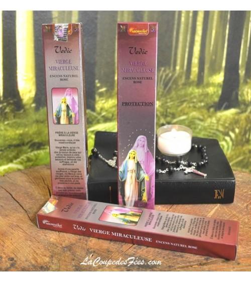Encens Vierge Miraculeuse (bâtons)