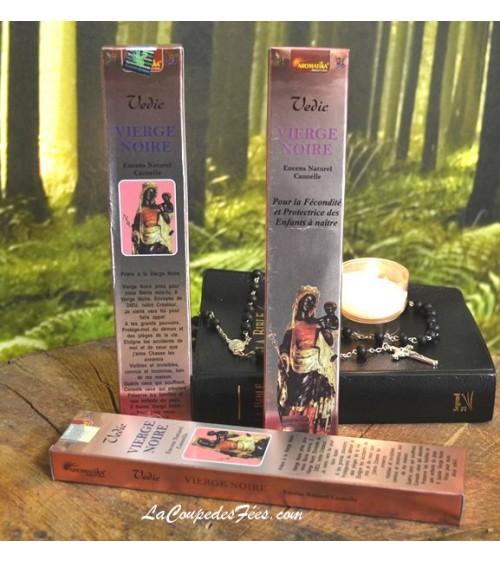 Encens Vierge Noire (bâtons)