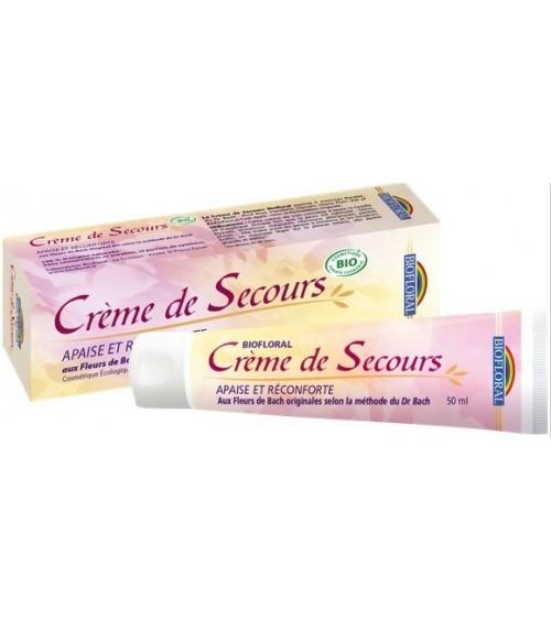 Crème de Secours Bio