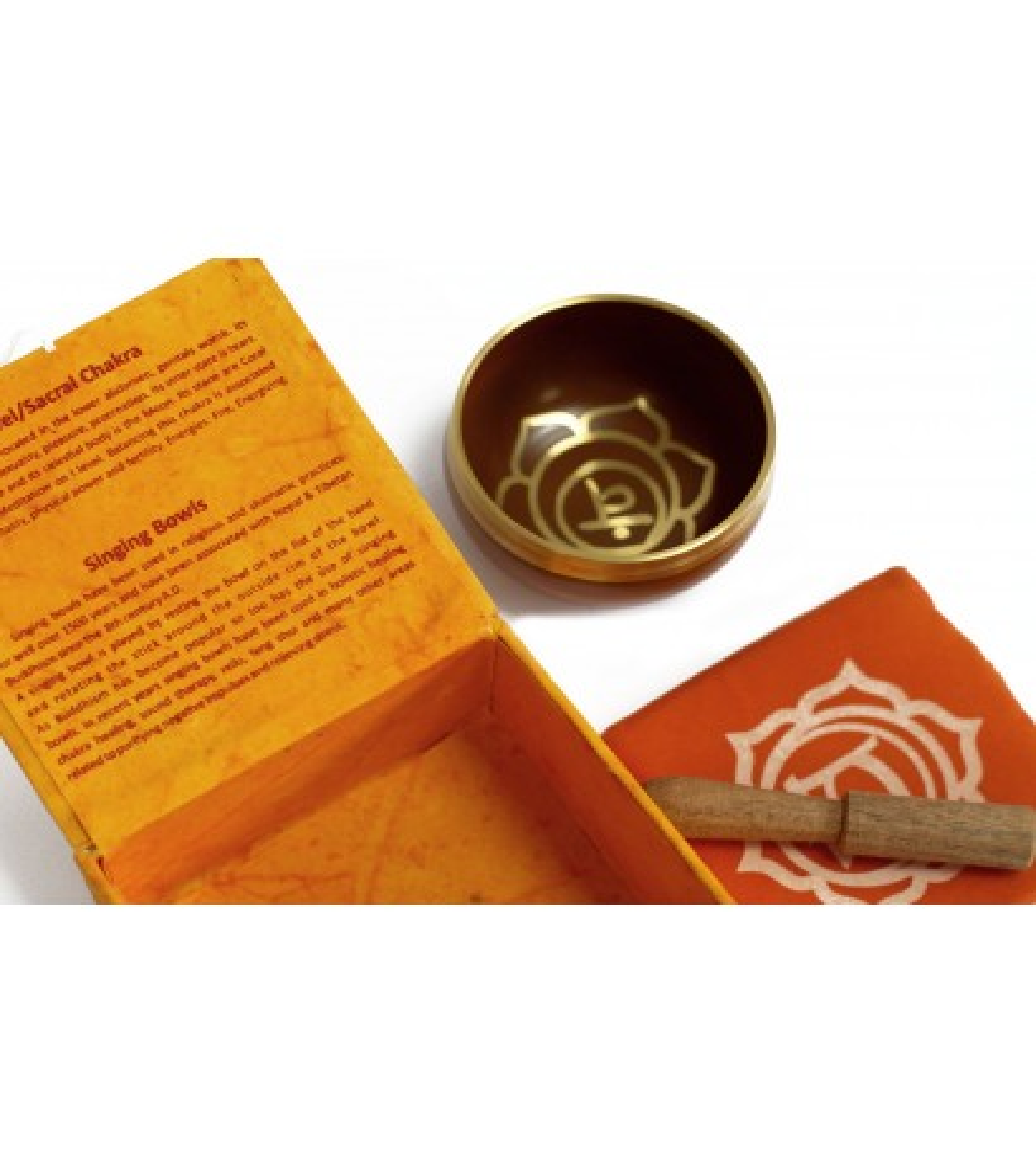 Set bol de Méditation Chakras