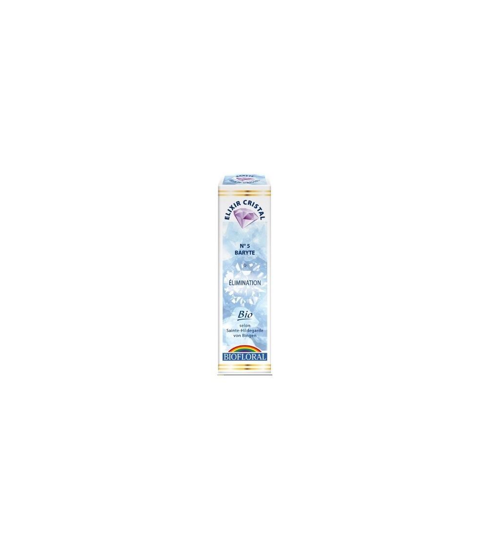 Elixir minéral Baryte