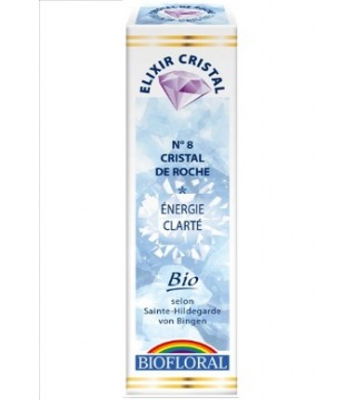Elixir minéral Cristal de roche