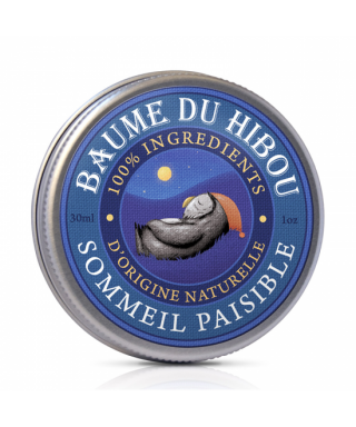 Baume Sommeil Paisible BIO