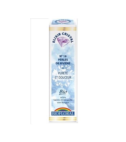 Elixir minéral Perles de rivière