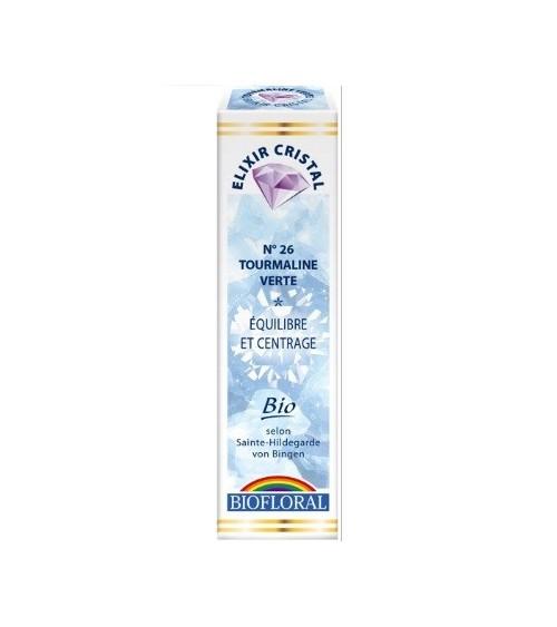 Elixir minéral Tourmaline verte