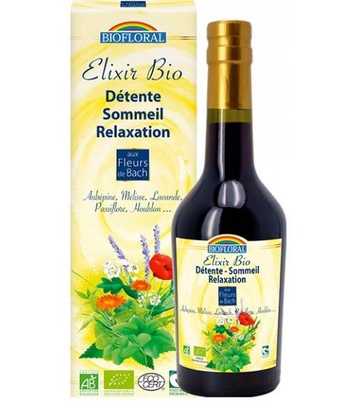 Elixir détente, sommeil, relaxation