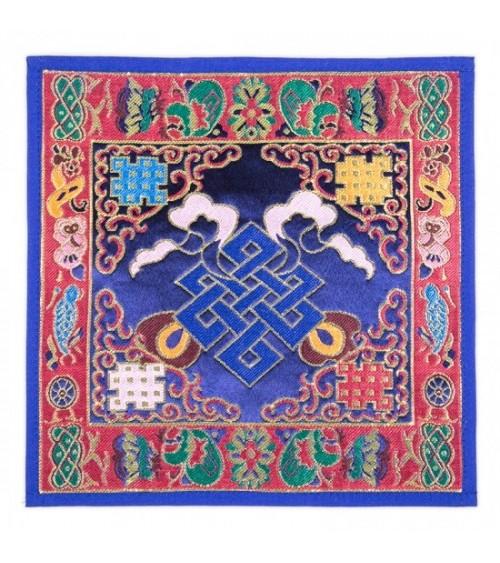Napperon Tibétain noeud infini