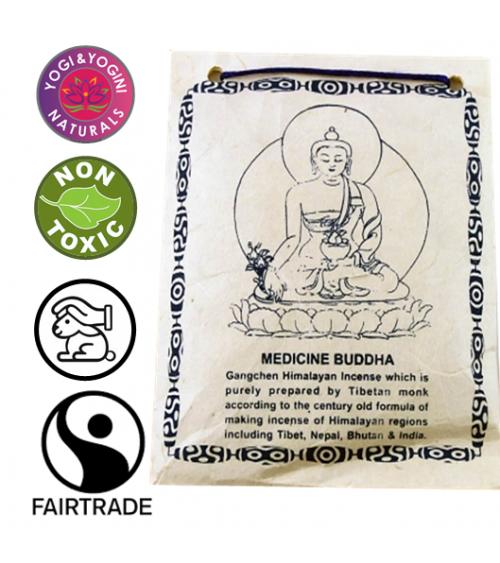 Encens Tibétain Bouddha de la médecine