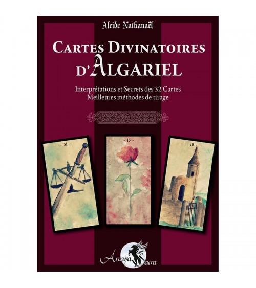 Cartes Divinatoires d'Algariel - Livre