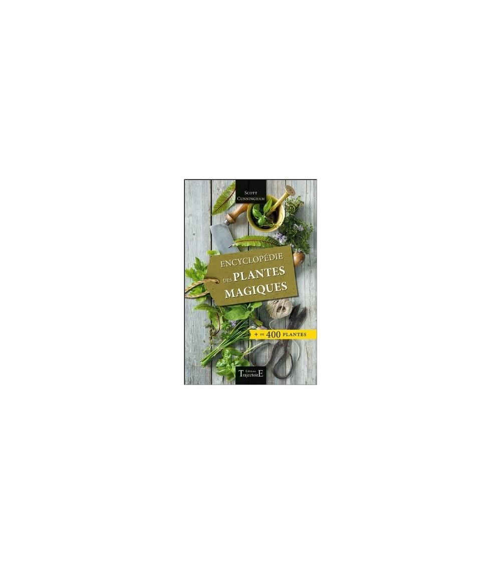 encyclop die des plantes magiques de 400 plantes. Black Bedroom Furniture Sets. Home Design Ideas