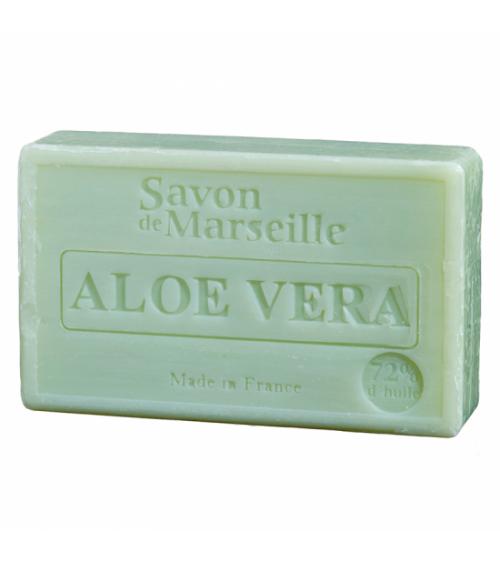 Savon de Marseille naturel Aloe Vera