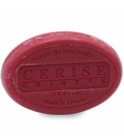 Savon de Marseille naturel Cerise