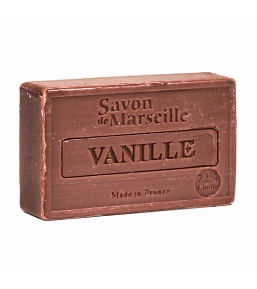 Savon de Marseille naturel Vanille