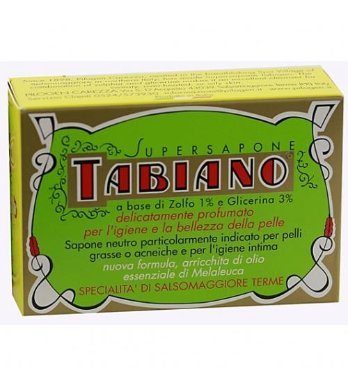 Savon Super Souffre Tabiano