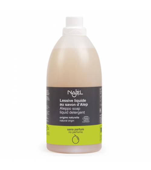 Lessive liquide Alep à l'huile d'olive bio