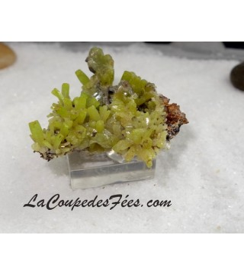 Pyromorphite Cristal