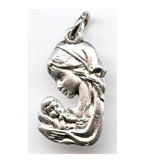 Pendentif Vierge et Enfant