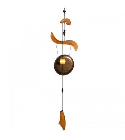 Carillon à vent gong Feng Shui