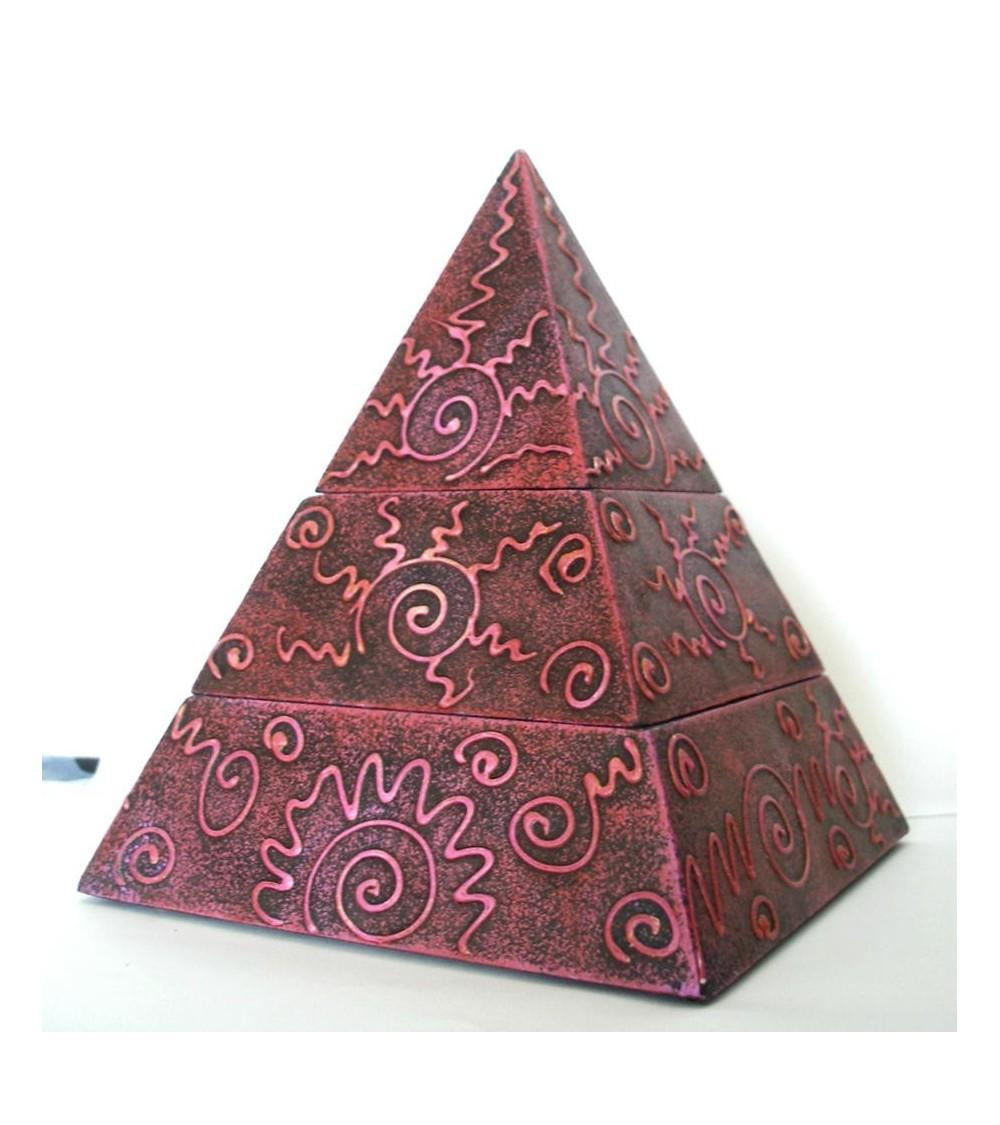 Box à Sorcière Pyramide