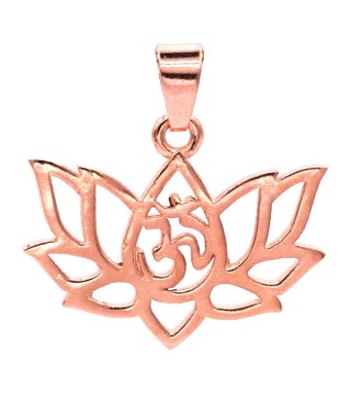 Pendentif Lotus