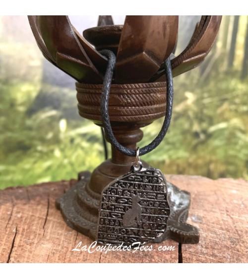 Amulette Pierre de Rosette