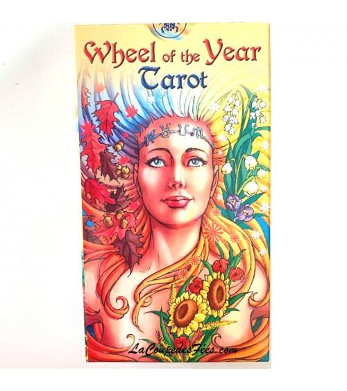 Tarot de la roue de l'année