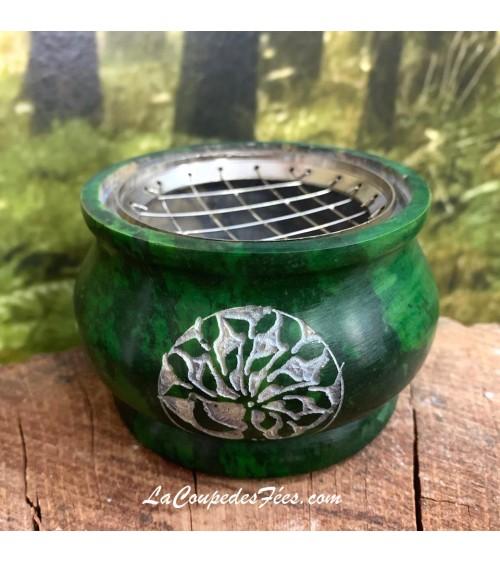 Encensoir Yggdrasil Vert