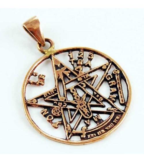Amulette Tetragramaton