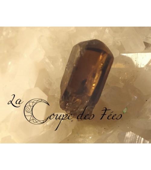 Tourmaline dravite Cristal Gemme extra