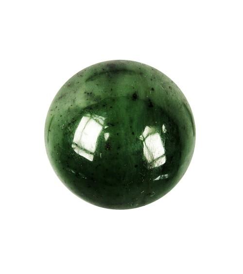 Sphère en Jade néphrite