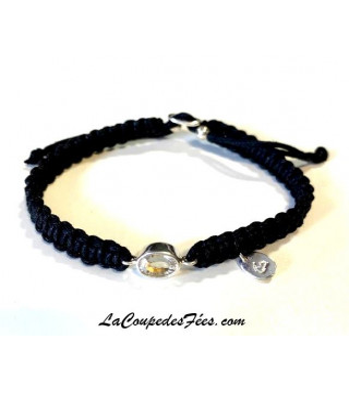 Bracelet Pentagramme Argent