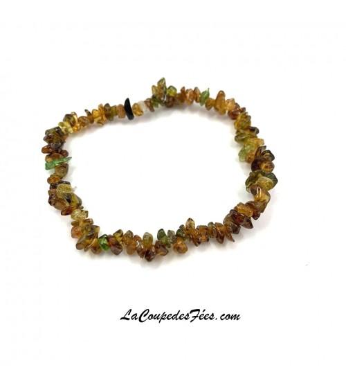 Bracelet en Tourmaline Dravite