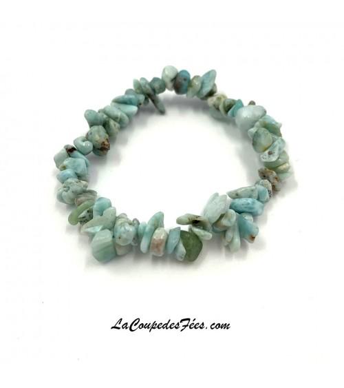 Bracelet en Larimar