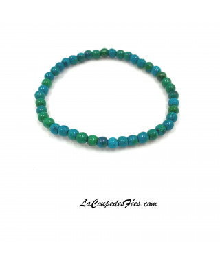 Chrysocolle (4 mm)