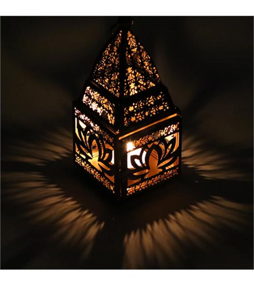 Lanterne Pentagramme