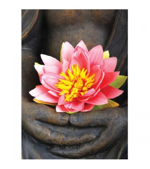 Carte postale Fleur de Lotus