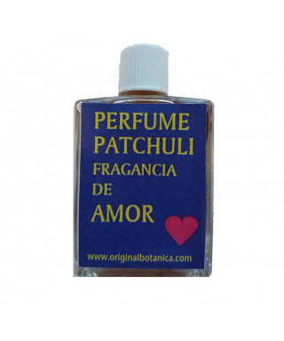 Parfum Patchouli of Love