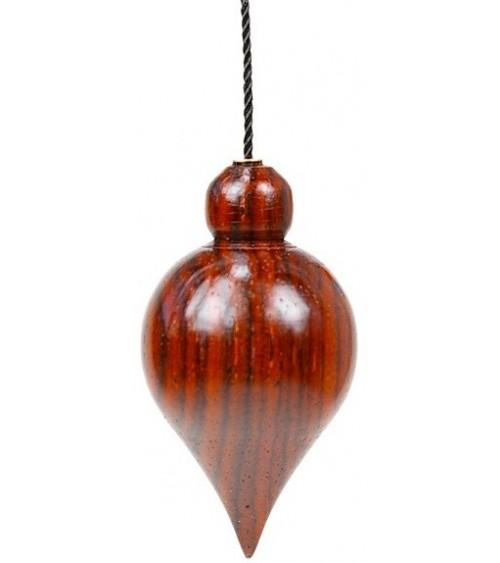 Pendule Icare en bois