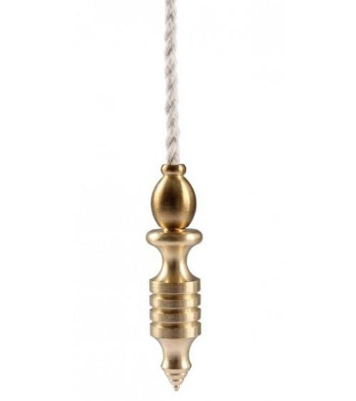 Pendule Osiris Doré