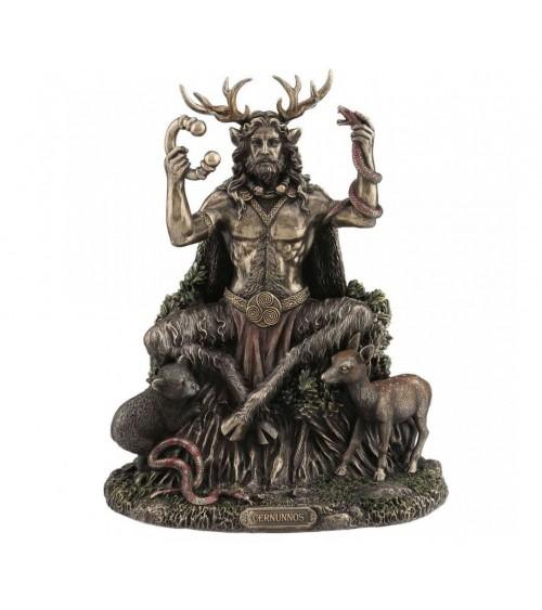 Statuette Dieu Cernunnos