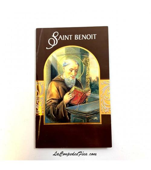 Médaille de St Benoît dorée