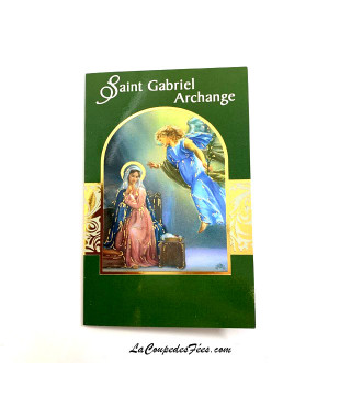Carte Archange Gabriel