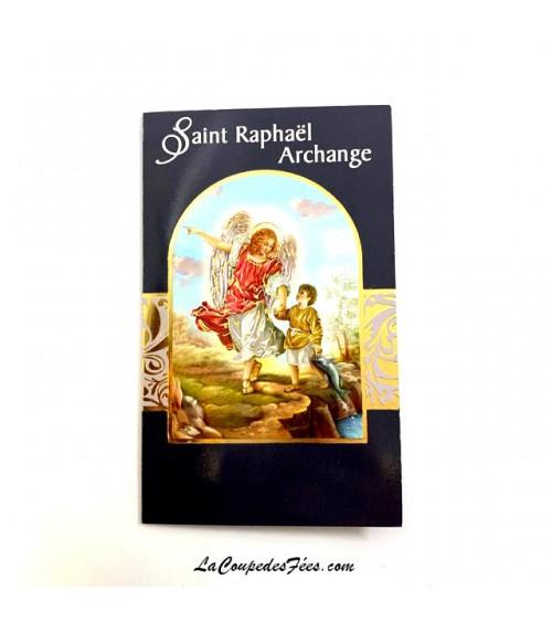Carte de l'archange Raphaël