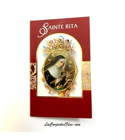 Carte Sainte Rita