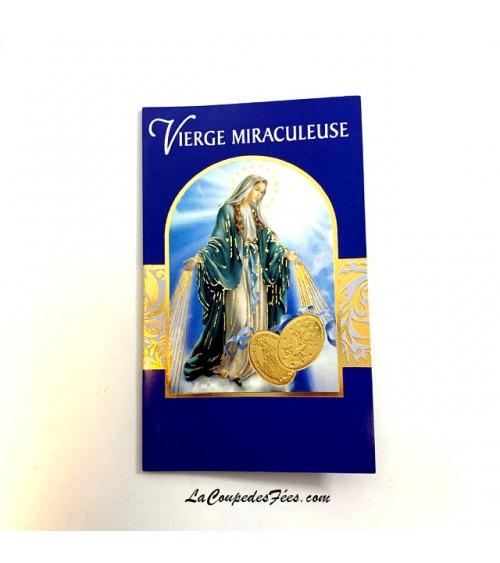 Carte Vierge Miraculeuse