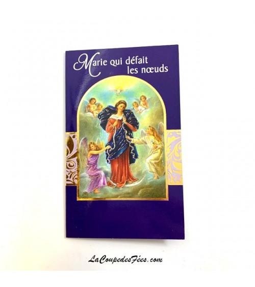 Carte Marie qui défait les noeuds