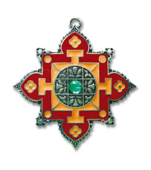 Pendentif Sept Chakras