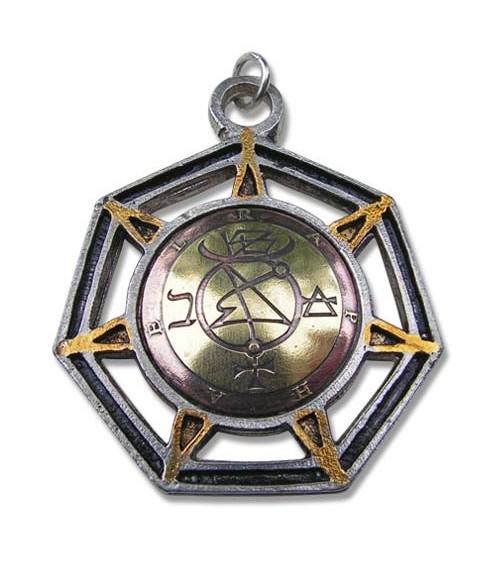 Amulette Abracadabra